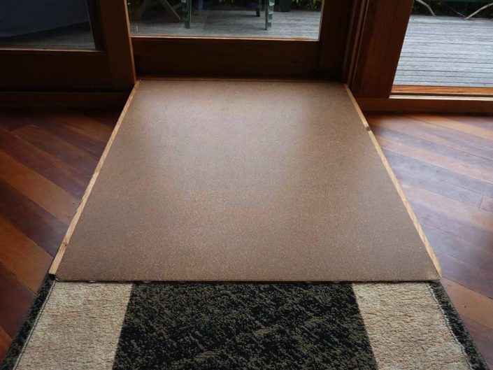 indoor disabled access ramp
